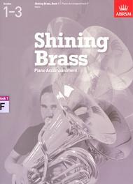 Shining Brass, Book 1, Piano Accompaniment F