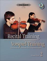 Recital Training Vol. 2