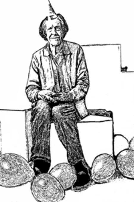 John Cage Centennial T-Shirt (M)