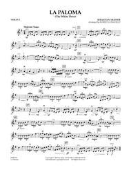 La Paloma (The White Dove) - Violin 2