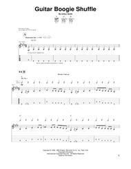 Guitar Boogie Shuffle