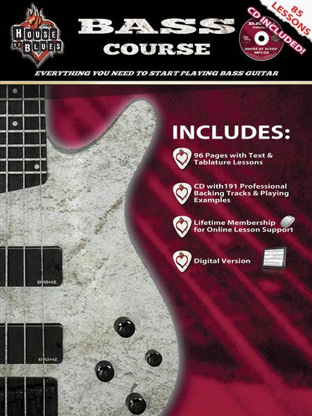 House of Blues Bass Course - Expanded Edition