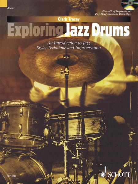 Exploring Jazz Drums
