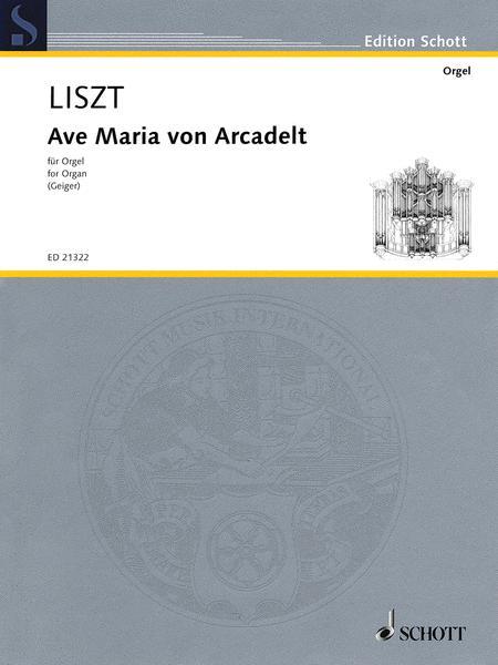 Ave Maria von Arcadelt