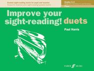 Improve Your Sight-reading! Piano Duet, Grade 2-3