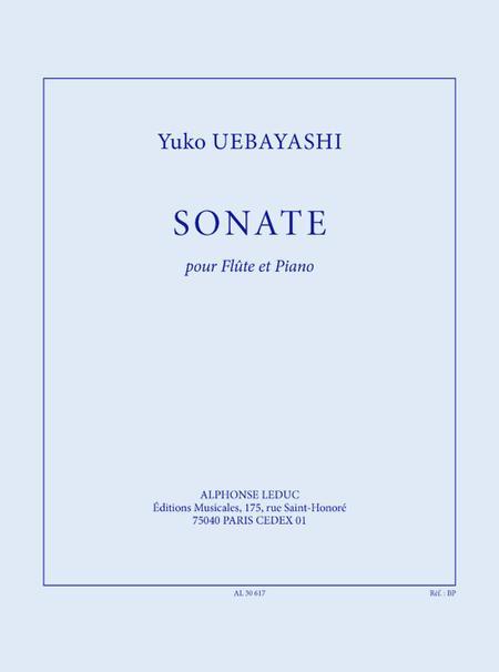 Sonate - Flute et Piano