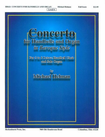 Concerto for Handbells and Organ