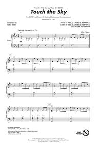 Touch The Sky (From Brave) (arr. Mac Huff)