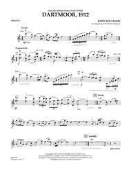 Dartmoor, 1912 (from War Horse) - Violin 1
