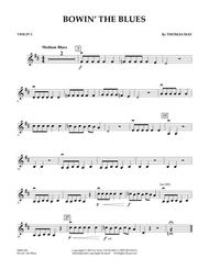 Bowin' The Blues - Violin 2