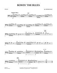 Bowin' The Blues - Cello