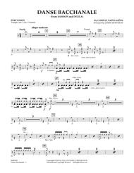 Danse Bacchanale (from Samson And Delila) - Percussion