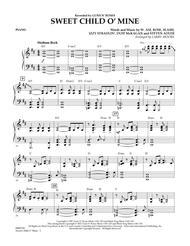 Sweet Child O' Mine - Piano
