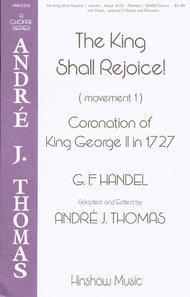 The King Shall Rejoice!