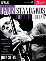 Berklee Jazz Standards for Solo Guitar