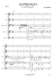 Katruskha (woodwind quintet)