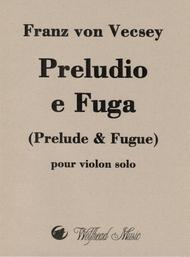 Preludio e Fuga (Prelude & Fugue)
