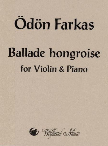 Ballade hongroise