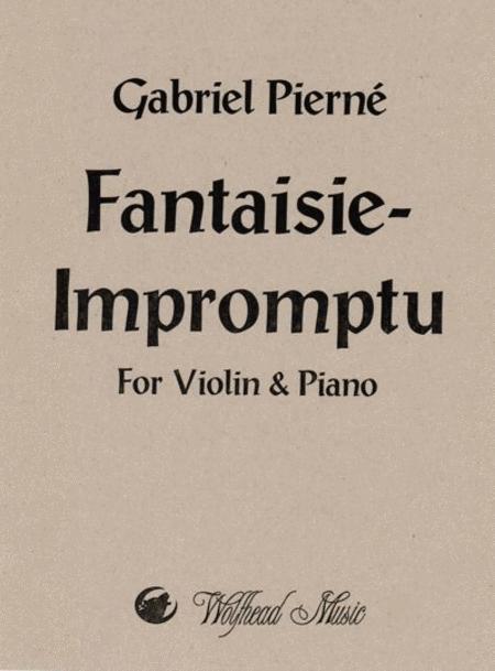 Fantaisie-Impromptu, op. 4