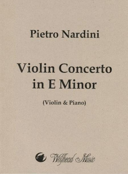 Violin Concerto in E Minor