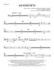 You Raise Me Up - Trombone 2