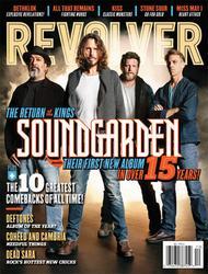 Revolver Magazine - November/December 2012
