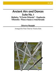 Ancient Airs and Dances, Suite No.1 for Flute Choir