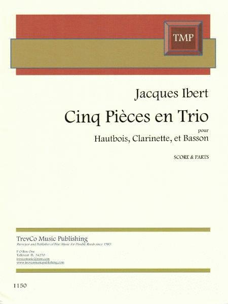 5 Pieces en Trio