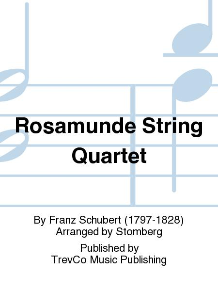 Rosamunde String Quartet