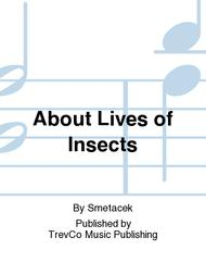 About Lives of Insects