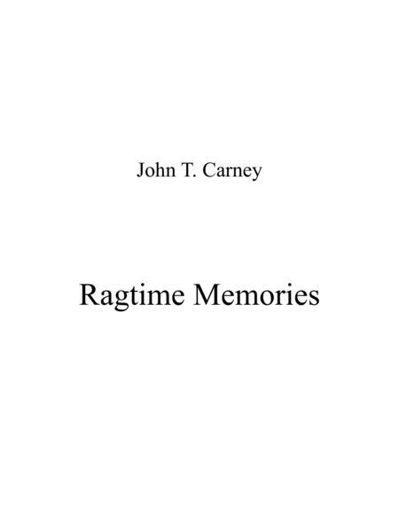 Ragtime Memories