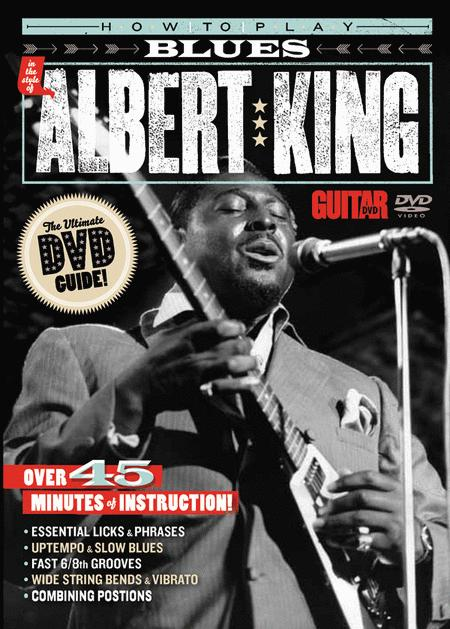 Guitar World -- How to Play Blues in the Style of Albert King