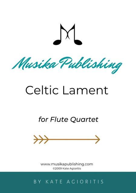 Celtic Lament - for Flute Quartet