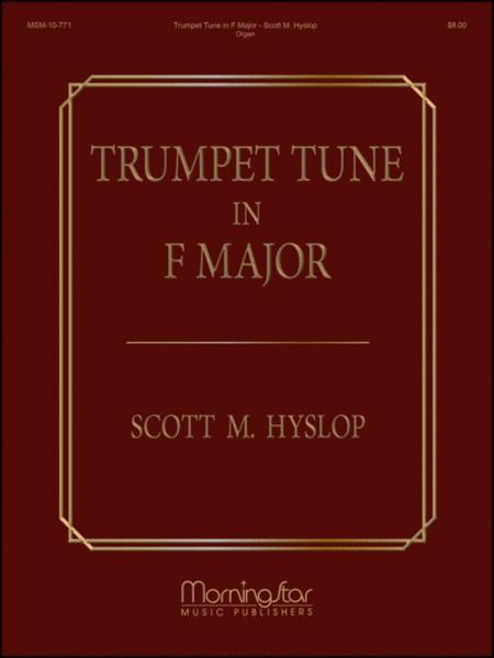 Trumpet Tune in F Major