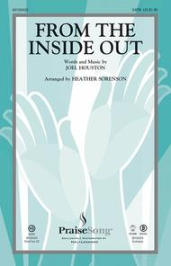 From the Inside Out - ChoirTrax CD
