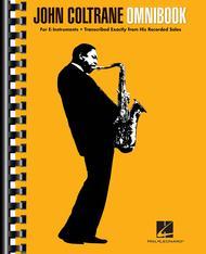 John Coltrane - Omnibook