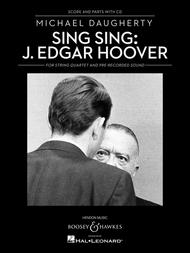 Sing Sing: J. Edgar Hoover