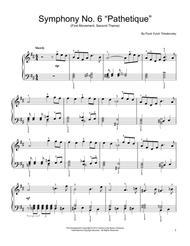 Symphony No. 6 In B Minor (Pathetique)