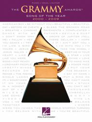 The Grammy Awards Song of the Year 2000-2009