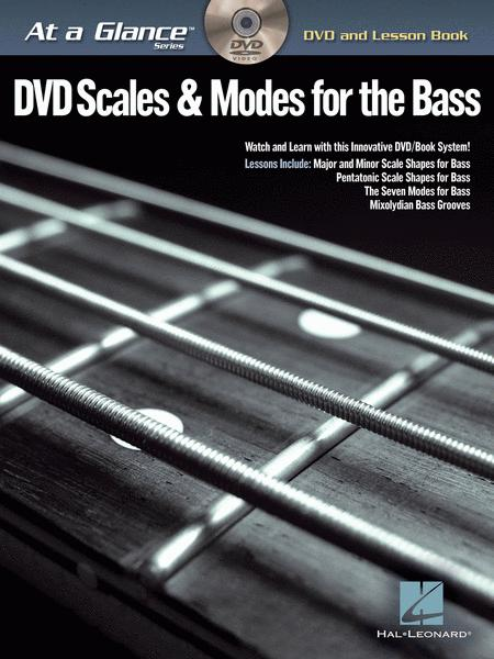Scales & Modes for Bass - At a Glance