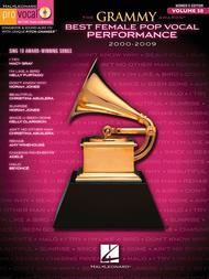 The Grammy Awards Best Female Pop Vocal Performance 2000-2009