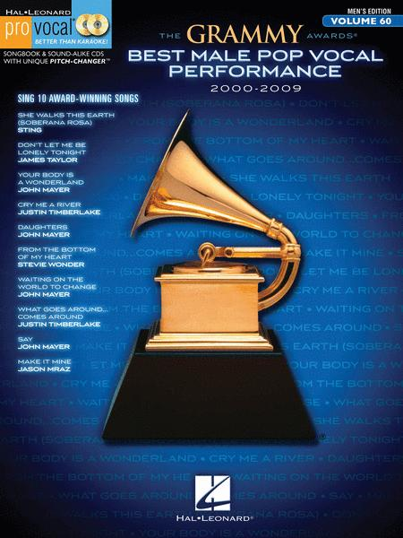 The Grammy Awards Best Male Pop Vocal Performance 2000-2009