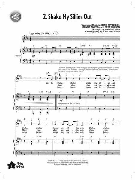 baby beluga sheet music - Carnaval.jmsmusic.co
