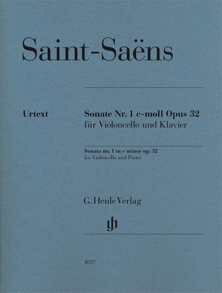 Camille Saint-Saens - Sonata No. 1 in C minor, Op. 32