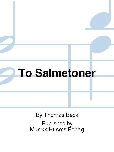 To Salmetoner