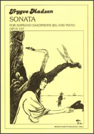 Sonata for Soprano Saxophone and Piano Op. 107