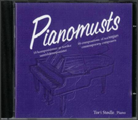 Pianomusts - CD