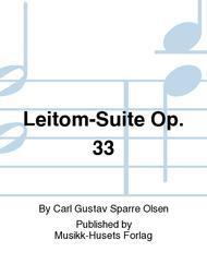 Leitom-Suite Op. 33