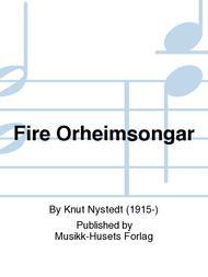 Fire Orheimsongar