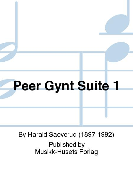 Peer Gynt Suite 1
